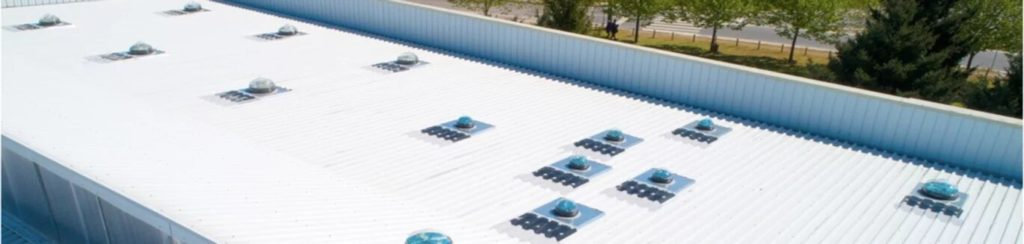 rooftop polycarbonate