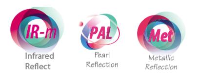 infrared pearl metallic